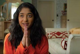 Netflix nás vezme do života indické studentky americké střední školy