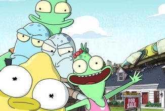 Mieri k nám nový animovaný seriál od tvorcov Ricka a Mortyho