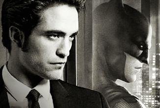 Začalo natáčení nového Batmana s Robertem Pattinsonem v hlavní roli