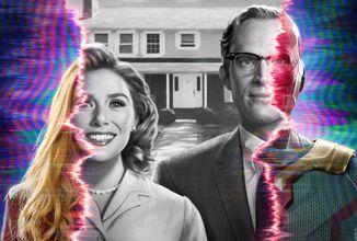 WandaVision ukazuje trailer plný odkazov a fantasmagórií