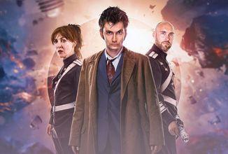 Tennant sa vracia ako desiaty Doktor v rozhlasovej hre Dalek Universe