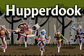 Nerdfix představuje oficiální song D&D skupiny Na tahu – Hupperdook!