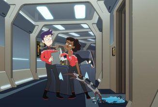 Paul Scheer putuje do Star Trek: Lower Decks na nových obrázkoch