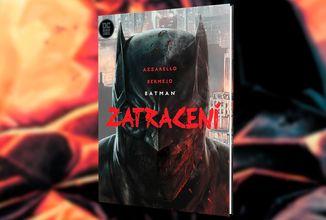 Batman vyšetřuje smrt Jokera v hororovém komiksvém svazku Batman: Zatracení
