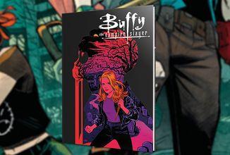 Kultovní Buffy, přemožitelka upírů bude mordovat zlé síly ve stejnojmenném komiksu