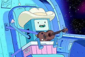 HBO Max ukazuje prvé štyri minúty nového Adventure Time
