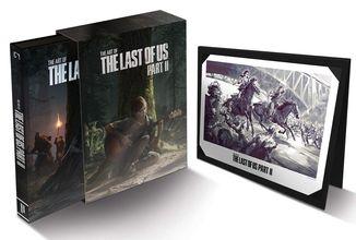Masivní artbook ke hře The Last of Us Part II bude ke koupi samostatně krátce po vydání hry ve dvou edicích