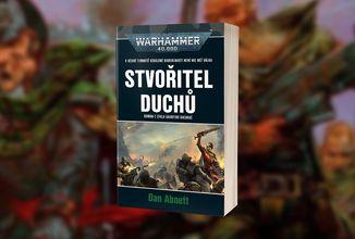 Druhý díl románového cyklu Gauntovi duchové ze světa Warhammer 40 000 dostává nové vydání