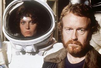 Zdá sa, že Ridley Scott pracuje na novom Votrelcovi
