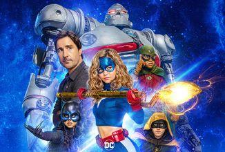 Stargirl od DC predstavuje nové postavy, trailer, plagát a ďalšie novinky