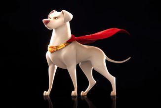 The Rock ako Supermanov pes v animovaných Super-pets