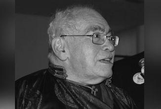 Zemřel velikán české a slovenské literární fantastiky Egon Čierny