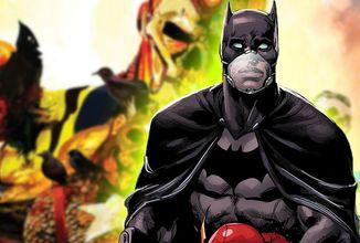 Batman v roušce? Listujeme v komiksech!