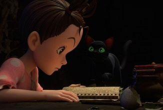 Ghibliho první CGI film Earwig and the Witch má premiéru 30. prosince