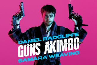 Sledujte death match naživo v ukázce z filmu Guns Akimbo s Danielem Radcliffem