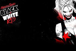 DC Comics vypouští do světa novou digiální sérii o Harley Quinn