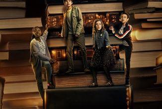 Reboot klasického detského seriálu Ghostwriter je exkluzívne na AppleTV+