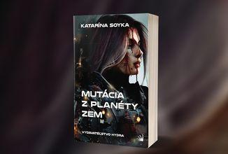 Spoluzakladatelka slovenského nakladatelství Hydra vydává nový sci-fi román