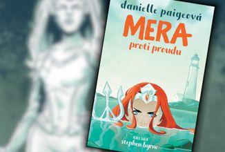 Vychádza Mera, prvý komiks z novej YA série DC superhrdinov