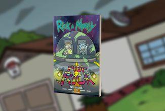 Rick a Morty opět v komiksovém podání