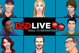 David Harbour, Karen Gillian a Brandon Routh si zahrajú online Dračák a všetci ste pozvaní