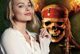 Piráti z Karibiku opäť zakotvia v kinách, tentokrát s Margot Robbie