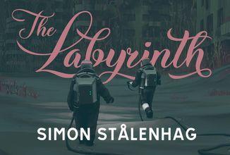The Labyrinth, nový narativní art book od Simona Stålenhaga