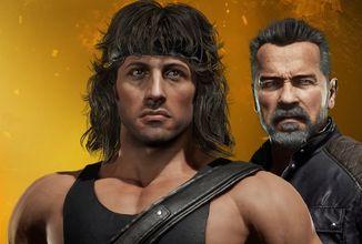 Rambo vs Terminator (0)