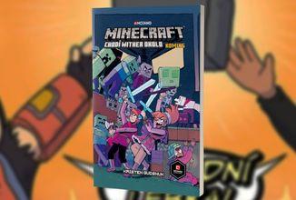 Nestačil vám příběh Minecraft Dungeons? Přečtěte si nový Minecraft komiks s podtitulem Chodí wither okolo