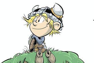 Příběhy o vikinzích nemusí být jen plné násilí a brutality, příjemnější cestu nám ukáže komiks Bëorn: The Littlest Viking Saga