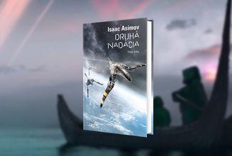 Slovenské vydání knihy Druhá nadácia od Lindeni míří do prodejen