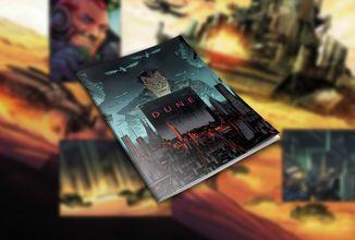 Nový komiks Dune: House Atreides  od Boom! Studios na prvých obrázkoch