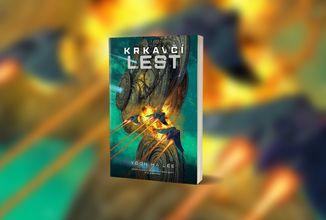 Druhý díl scifi série Mašinérie říše s názvem Krkavčí lest míří na pulty obchodů