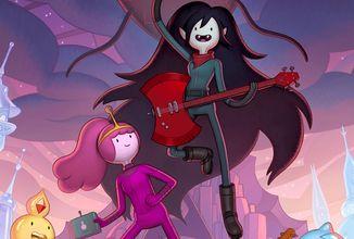 Pokračovanie Adventure Time: Distand Lands s názvom Obsidian má plagát a novinky