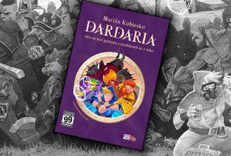 Dardaria od Mariána Kubicska vás zavedie do sveta hier a geekov