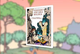 Komiksové Pohádky Oscara Wildea ještě před Vánoci