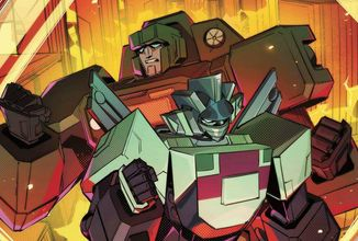 Společnost IDW odstartovala novou komiksovou sérii s názvem Transformers: Escape