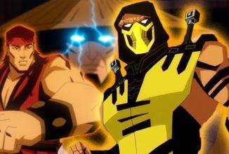 Mortal Kombat Legends: Scorpion's Revenge je brutální podívaná s menšími chybkami