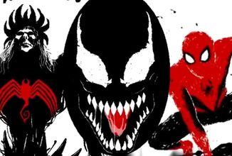 Krátky animák predstavuje novú históriu Venoma a symbiontov