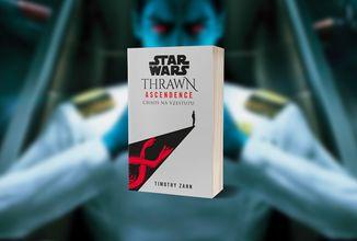 S Chaosem na vzestupu se v nové sérii vypořádá velkoadmirál Thrawn