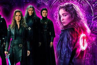 Netflixovská Buffy nakopáva zadky démonom