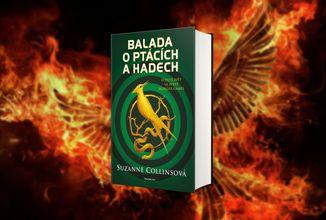 Vydání spin-offu Hunger Games u nás je za dveřmi