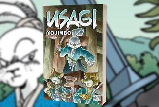 Rónin Miyamatu Usagi a inspektora Ishidu musí vyřešit nový případ ve 33. dílu Usagi Yojimbo s podtitulem Skrytí
