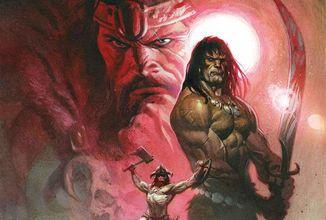 Barbar Conan oslavuje 50 rokov v komiksovom svete
