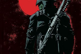 Temná budoucnost Želv ninja v komiksové minisérii The Last Ronin
