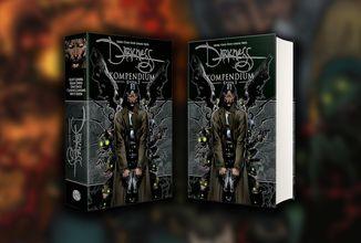Třetí kolosální kniha série Darkness je v předprodeji