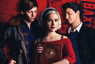 Mladá čarodějka Sabrina láká na třetí sérii originálním hudebním videem