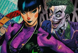 V komiksovém Batmanovi se objeví nová superpadouška. Přivítejte Punchline!