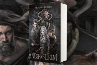 Šílená sekta chce vytvořit z mladého chlapce boha ve fantasy románu Manifest bludu 1: Nespasitelní