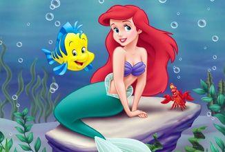 Hraný remake Malé mořské víly se dočká čtyř zcela nových písní